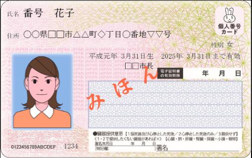 千葉市:マイナンバーカード(個...