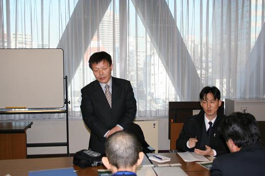 千葉市:韓国・ソウル市職員が来...